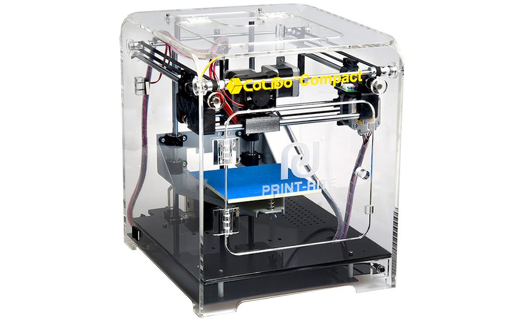 Impresoras 3D: Deposición de material plástico