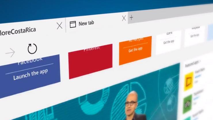 Microsoft Edge, anáisis